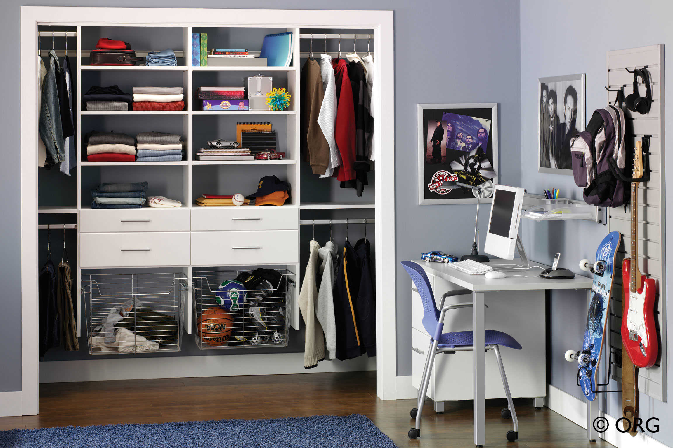 Beau Custom Closets » 123