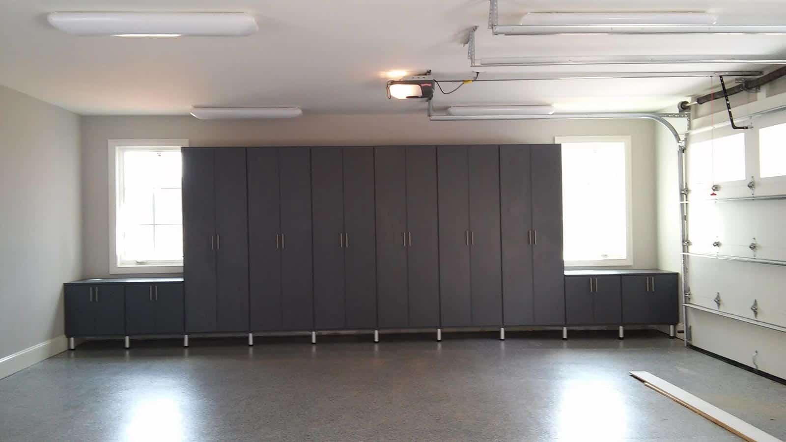 Garage Storage - Gray