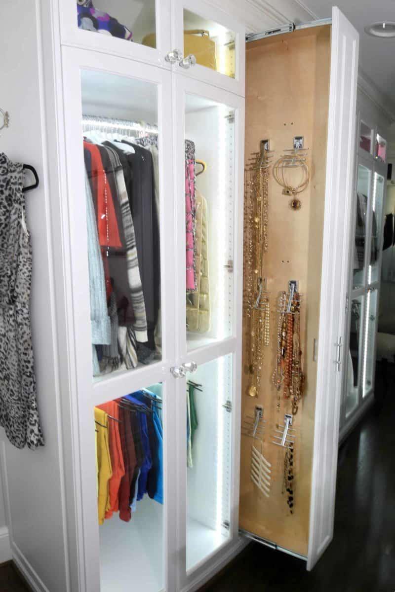 Closet Accessory - White