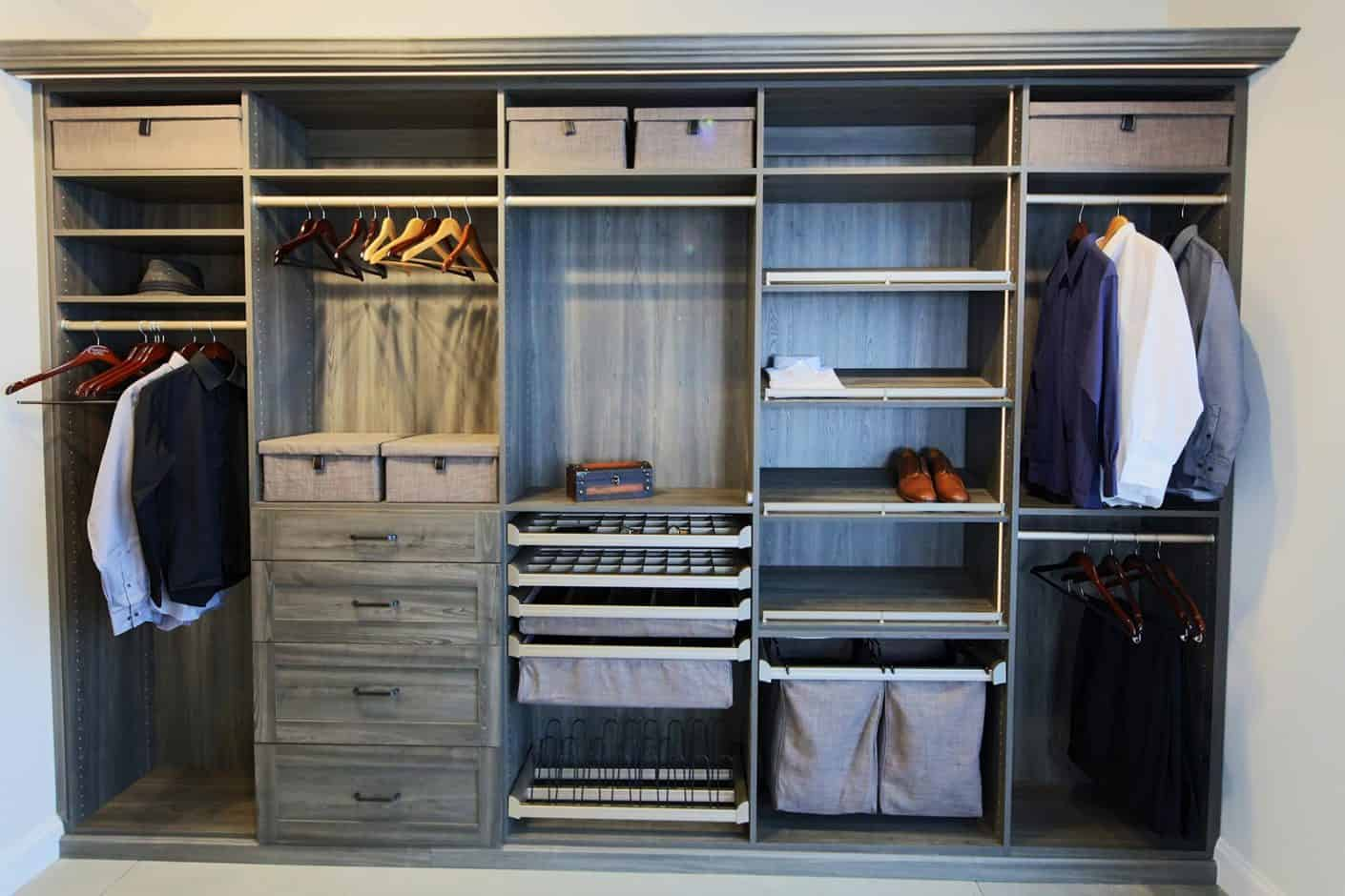 Carolina Custom Closets Spacemakers Custom Closets