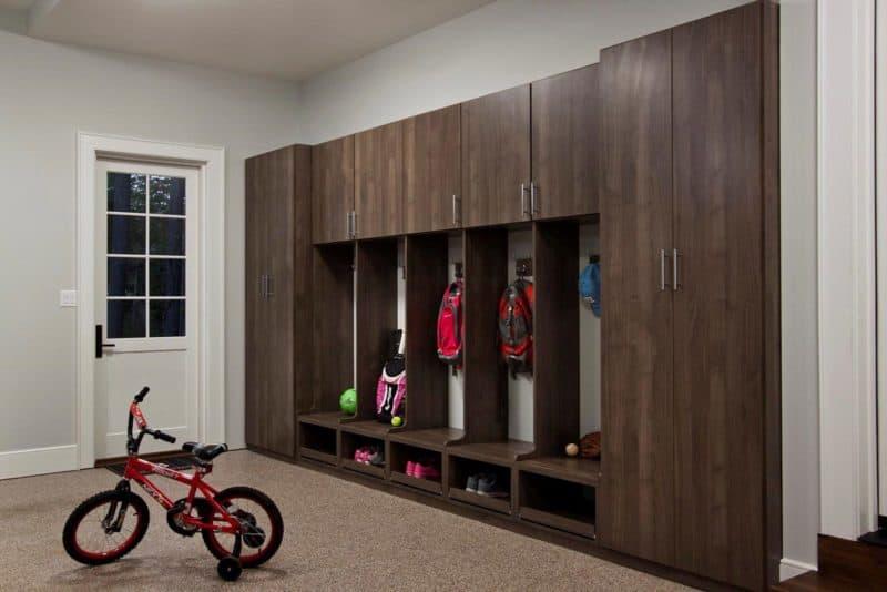 Garage Storage - Hudson Cherry